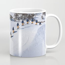 Ski Cross Coffee Mug