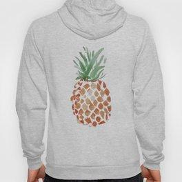 Pineapple (watercolor) Hoody
