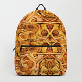 Abstract Chinese Noodle Backpack