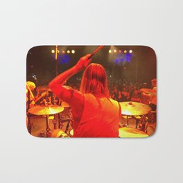 Taylor Hawkins Drum World Bath Mat
