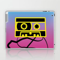 80's problems: Cassette Tape Laptop & iPad Skin