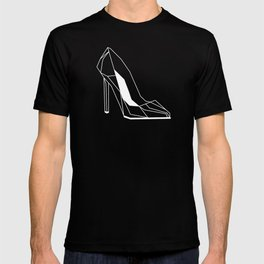 raya goods : stiletto architecture T-shirt