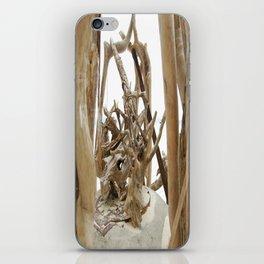 Driftwood iPhone Skin