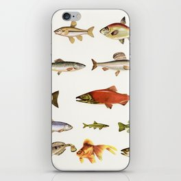Fishing Line iPhone Skin
