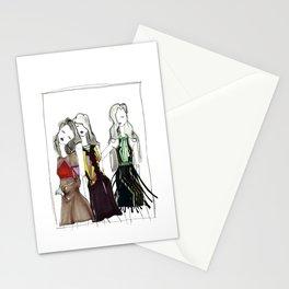 Mint Tech. Stationery Cards