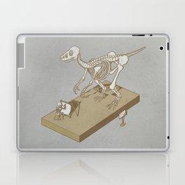 Jurasic renaissance. Laptop & iPad Skin