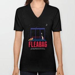 Fleabag scene Unisex V-Neck