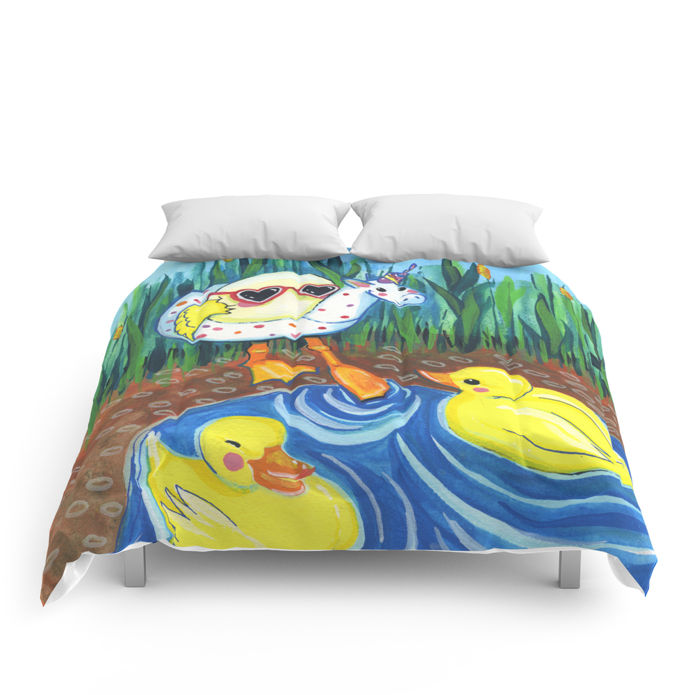 First_Swim_Comforter