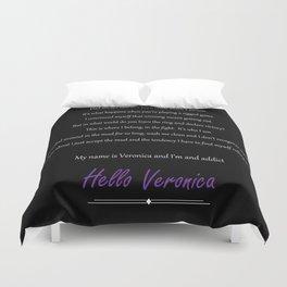 Veronica Mars Duvet Cover