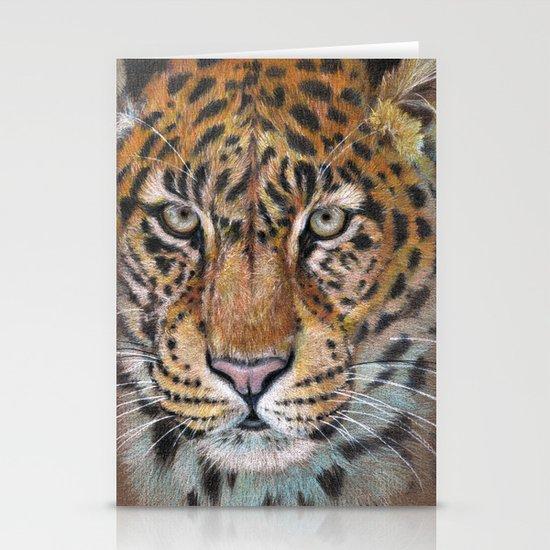 Panthera CC2012-01 Stationery Cards