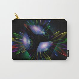 Abstract perfection - Light is energy Carry-All Pouch
