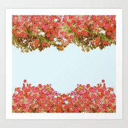 Hanging Garden Art Print