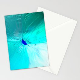 Negative Bloom Stationery Cards