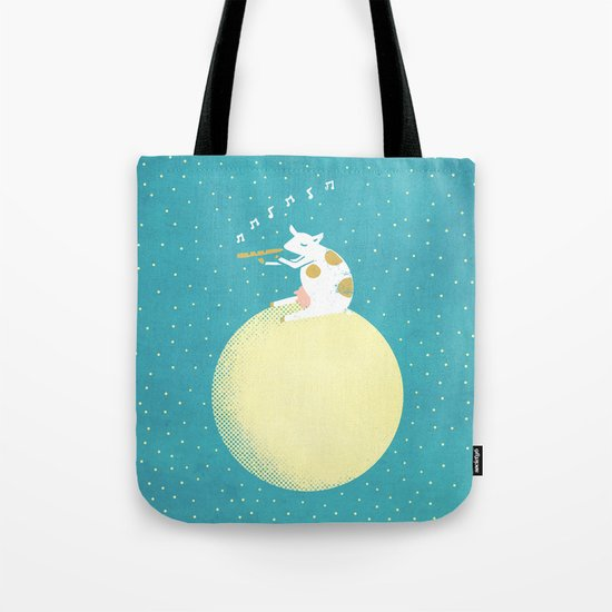 Decided to Stay Tote Bag