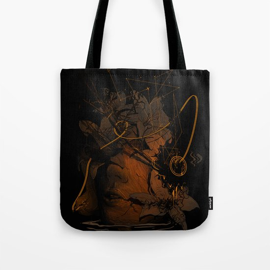 The Lost Track Tote Bag