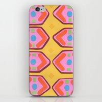 deco iPhone & iPod Skins featuring Deco by Hollis Campbell