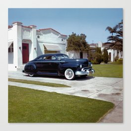 Marcia Campbell '42 Coupe Canvas Print