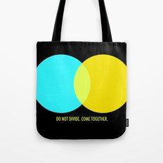 Do Not Divide Tote Bag