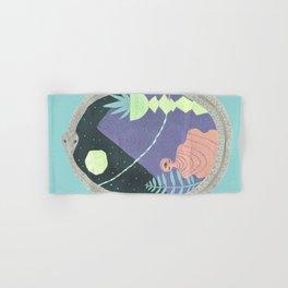 Ouroboros 1: Moon Mountain Hand & Bath Towel