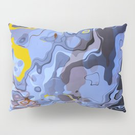 Abstract Composition 548 Pillow Sham