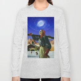 Vacation in Giza Long Sleeve T-shirt