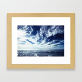 Continuous Framed Art Print