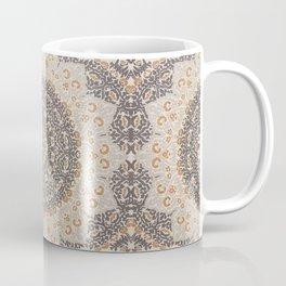 Bohemian Oriental Moroccan Mandala Style  Coffee Mug