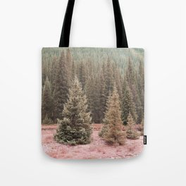 Look For Me In The Trees Tote Bag
