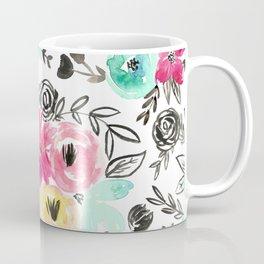 Wildflower Floral Coffee Mug