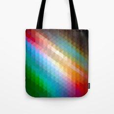 Triangles I Tote Bag