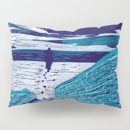 A Sanctuary Closed Pillow Sham