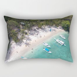 Palawan, Philippines Rectangular Pillow
