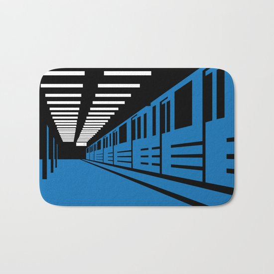 Station Bath Mat