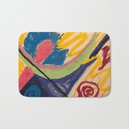 Kara - Energy Art Bath Mat