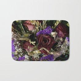 Flowers Bath Mat