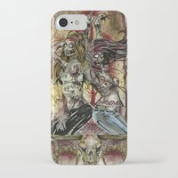 spice iPhone & iPod Cases featuring Sugar & Spice by Jay Allen Hansen