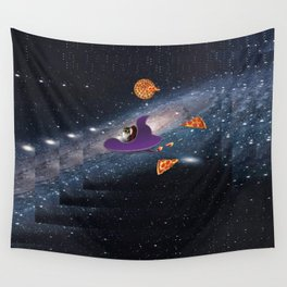 Pizza Heaven Wall Tapestry