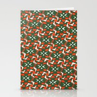 camo Stationery Cards featuring Camo by Meaghan Monroe