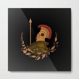 This is Sparta! Metal Print