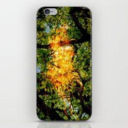 adeerpark iPhone Skin