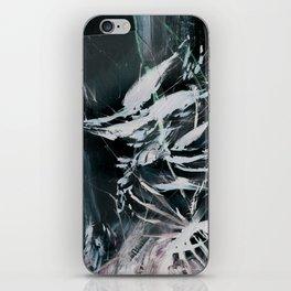 Night-Forest-Rain iPhone Skin