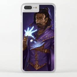 Gilmore Clear iPhone Case