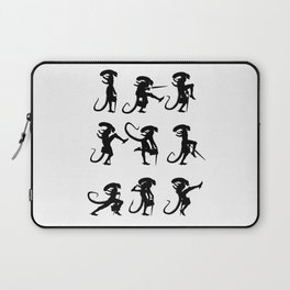 Ministry of Alien Silly Walks Laptop Sleeve