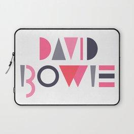 Memphis Bowie Laptop Sleeve