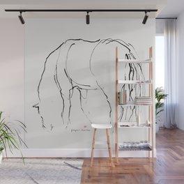 Horse (Pasturing) Wall Mural