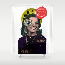 For External Use Only Shower Curtain