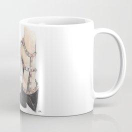 Valentino Rockstuds (Black) // Rockstud Heels Coffee Mug