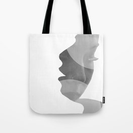 Two-Faced Tote Bag