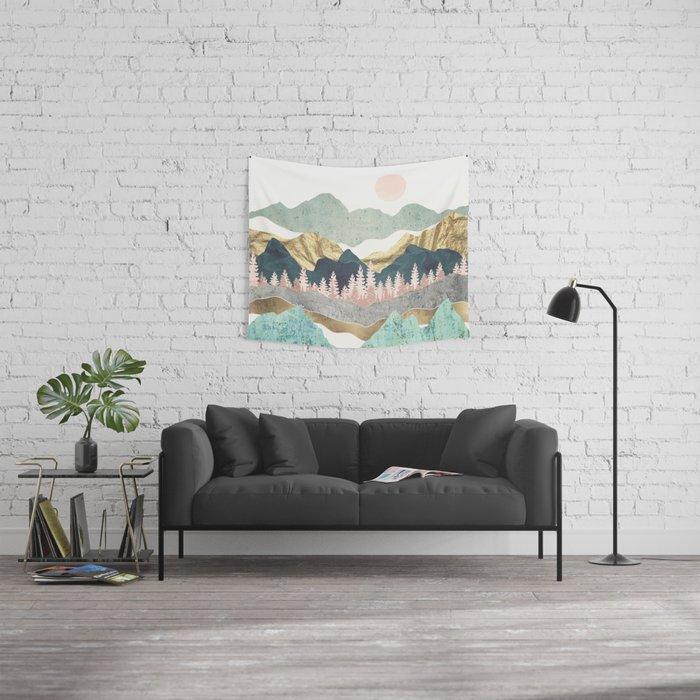 Summer Vista Wall Tapestry