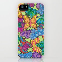 Butterfly Conservatory  iPhone Case